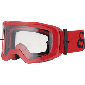 Fox Main Stray Lunettes De Protection Adolescents, rouge